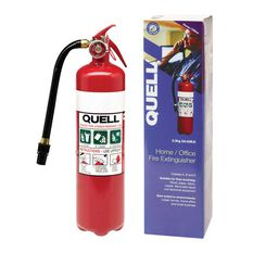 Quell Fire Extinguisher 2.3Kg, , bcf_hi-res