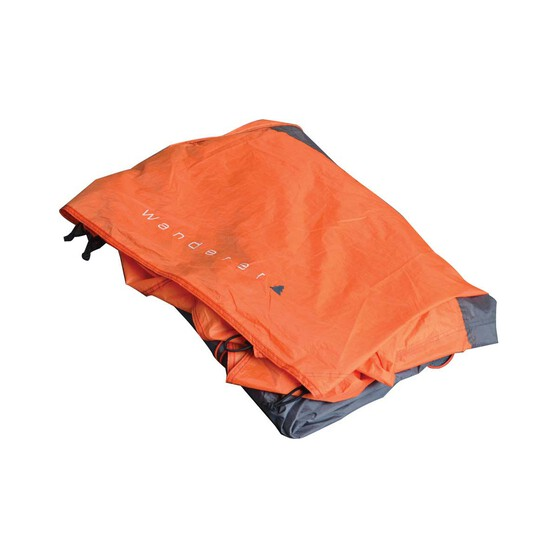 Wanderer Gibson Instant Tent 4 Person Replacement Fly, , bcf_hi-res