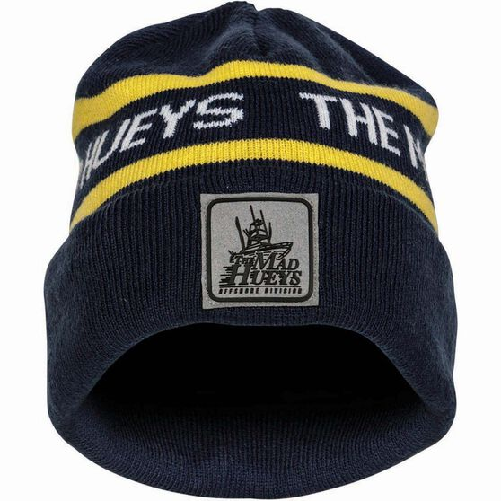 The Mad Hueys Men's Logo Beanie, , bcf_hi-res