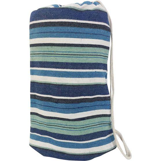 Summer Stripe Double Hammock, , bcf_hi-res