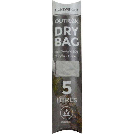 OUTRAK Lightweight 5L Dry Bag, , bcf_hi-res