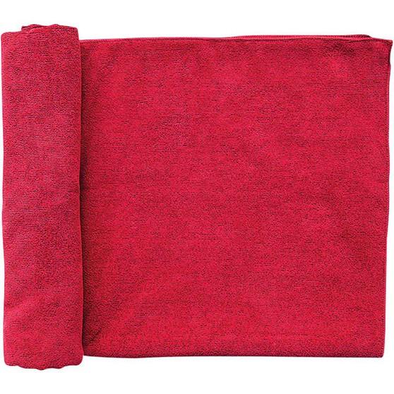 OUTRAK Microfibre Towel - Medium Deep Red, Deep Red, bcf_hi-res