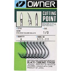 SSW CP Octopus Hook 17 Pack Size 8 / 0, , bcf_hi-res