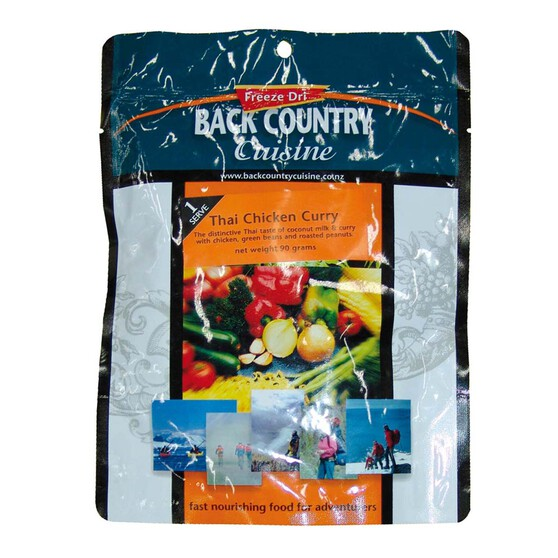Back Country Cuisine Freeze Dried Thai Chicken, , bcf_hi-res