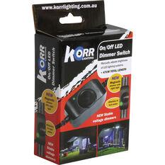 Korr LED On/Off Dimmer Switch, , bcf_hi-res