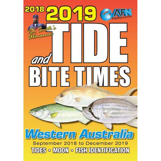AFN Western Australia Tide and Bite Guide 2019, , bcf_hi-res