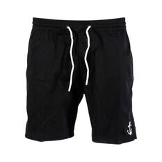 Tide Apparel Men's Angler Short Black S, Black, bcf_hi-res