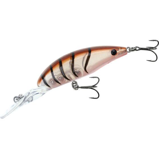 Savage 3D Shrimp Mid Runner Hard Body Lure 5cm Brown Shrimp 5cm 4.5g, Brown Shrimp, bcf_hi-res
