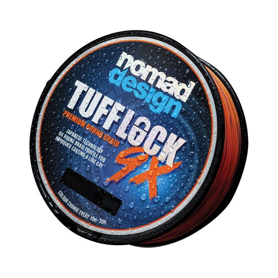 Nomad Tufflock 9X Braid Line 150yds, Multi, bcf_hi-res