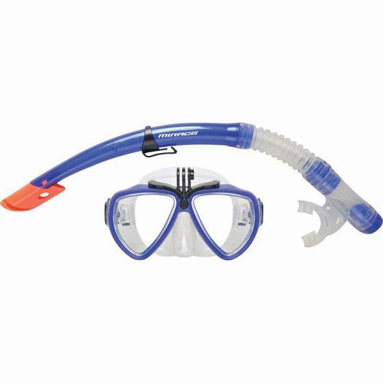 Mirage Camera Pro Mask and Snorkel Set, , bcf_hi-res