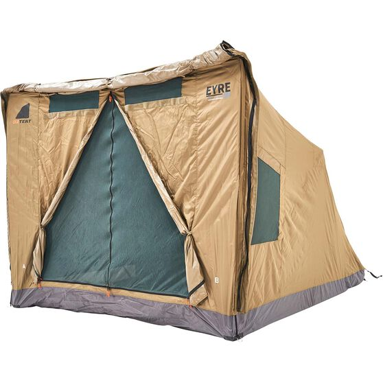 Oztent Eyre E-2 Touring Tent 4 Person, , bcf_hi-res