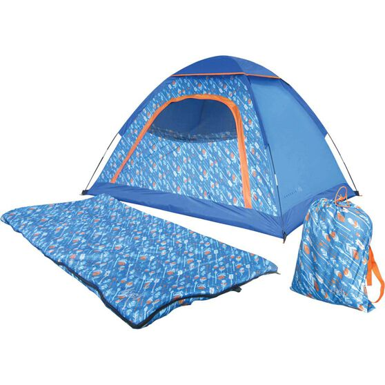 Wanderer Kids' Nature Tent Pack, , bcf_hi-res