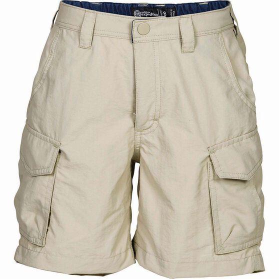 Explore 360 Kids' Hike Shorts, Cement, bcf_hi-res