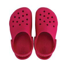 Crocs Kids' Classic Clog Candy Pink US C10, Candy Pink, bcf_hi-res