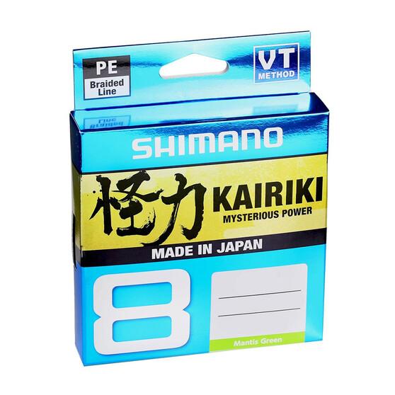 Shimano Kairiki 8 Braid Line 150m, , bcf_hi-res