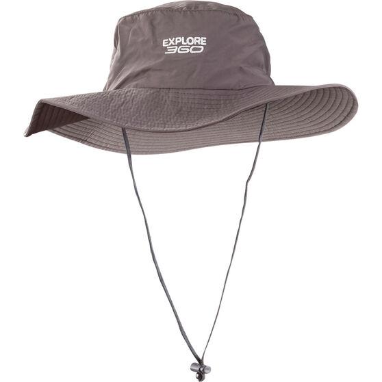 Explore 360 Men's Booney II Hat Black L / XL, Black, bcf_hi-res