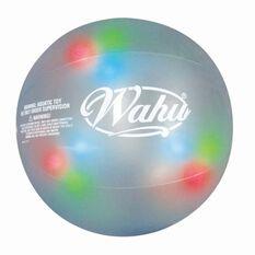 Wahu Inflatable Glo Beach Ball, , bcf_hi-res