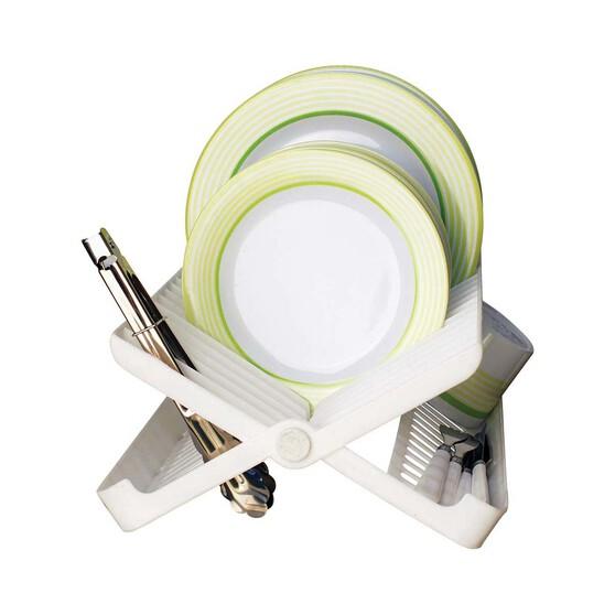 Camec Foldable Dish Drainer, , bcf_hi-res