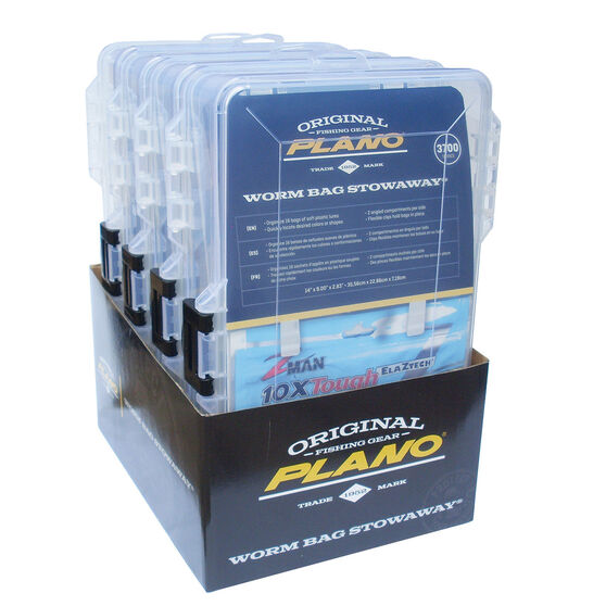 Plano 3700 Worm Stowaway Tackle Box, , bcf_hi-res