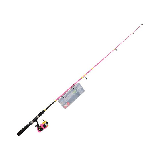 Pryml Junior Neo with Tackle Kit Spinning Combo Blue 5ft 6in, , bcf_hi-res
