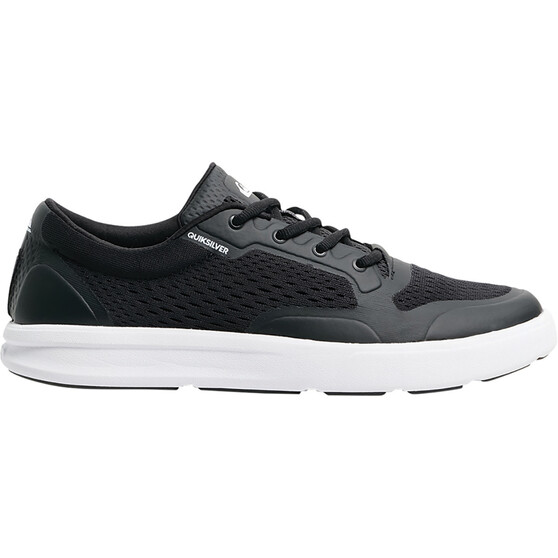 Quiksilver Men's Amphibian Plus II Aqua Shoes, Black, bcf_hi-res
