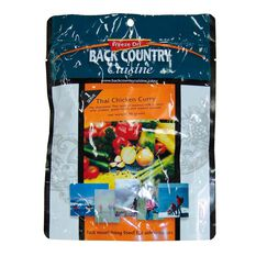 Thai Chicken Freeze Dried Food, , bcf_hi-res