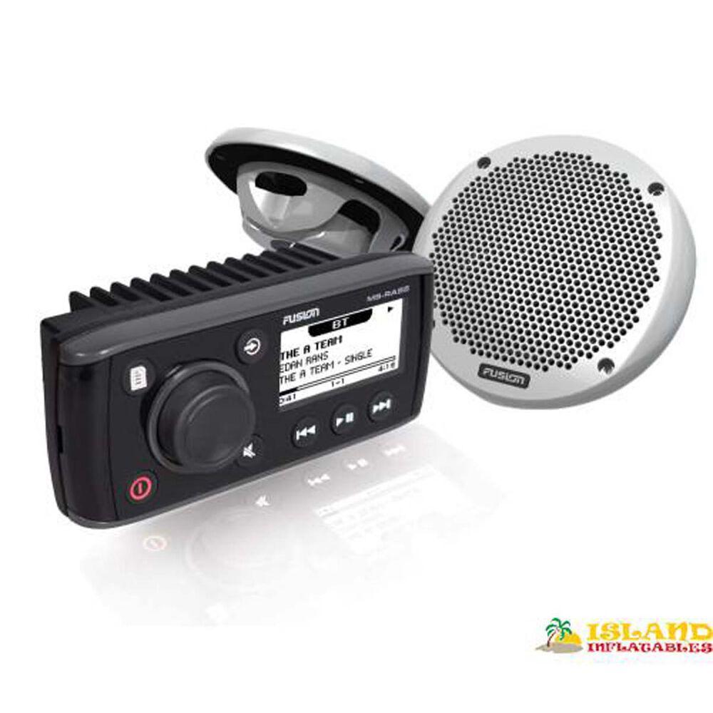 Fusion MS-RA55KTS Bluetooth Speaker Kit | BCF