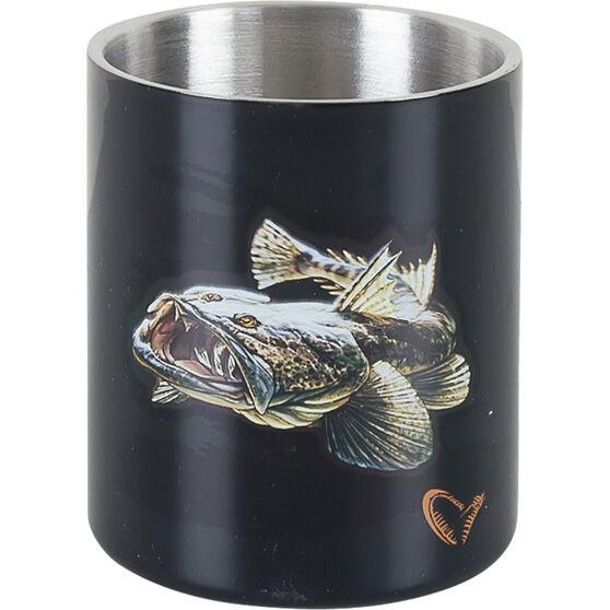Savage Flathead Flask And Mug Set, , bcf_hi-res