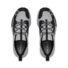 Under Armour Men's Syncline Shoes Mod Grey / Black / White 8, Mod Grey / Black / White, bcf_hi-res