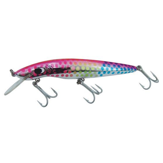 F18 120 Hard Body Lure 120mm Elton John on Chrome 120mm 8ft, Elton John on Chrome, bcf_hi-res