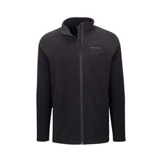 Macpac Men's Tui Polartec Micro Fleece Jacket Black S, Black, bcf_hi-res