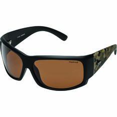 Fish Men's Titan Sunglasses Khaki, Khaki, bcf_hi-res