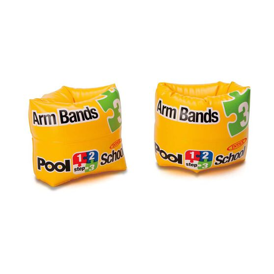Intex Pool School Step 3 Roll Up Arm Bands, , bcf_hi-res