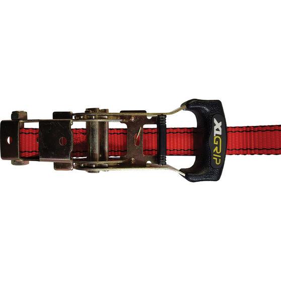 Ratchet Tie Down 6m 650kg 2 Pack, , bcf_hi-res