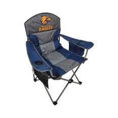 AFL West Coast Eagles Cooler Arm Chair, , bcf_hi-res