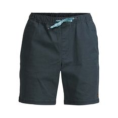 Quiksilver Waterman Men's Cabo Shore Cotton 19 Shorts Navy Wash 30, Navy Wash, bcf_hi-res