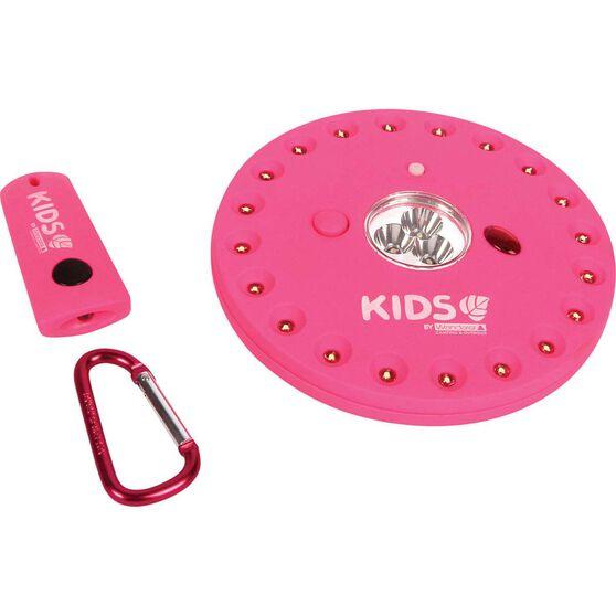 Wanderer Kids' Tent Light Pink, Pink, bcf_hi-res