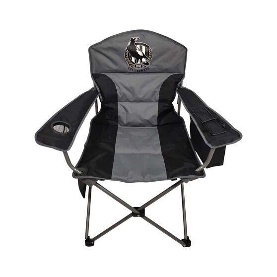 AFL Collingwood Cooler Arm Chair, , bcf_hi-res