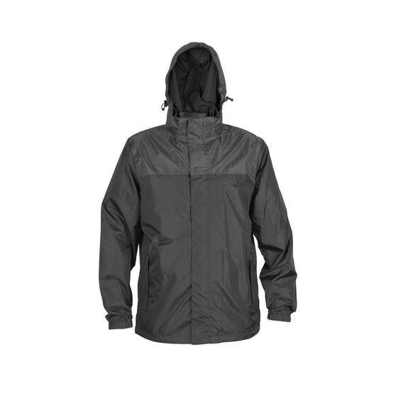 Outdoor Expedition Men's Storm Shell II Jacket, Black, bcf_hi-res