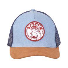 Tradie Men's Marlin Patch Cap, , bcf_hi-res