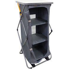 Premium Instant 3 Shelf Cupboard, , bcf_hi-res