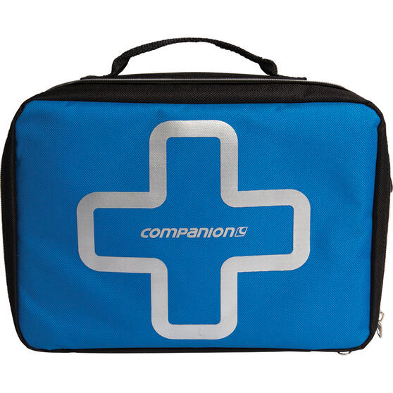 Companion Family First Aid Kit 98 Pieces, , bcf_hi-res