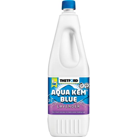 Thetford Aqua Kem Blue Toilet Additive - Lavender, 2 Litre, , bcf_hi-res