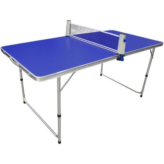 Folding Aluminium Ping Pong Table, , bcf_hi-res