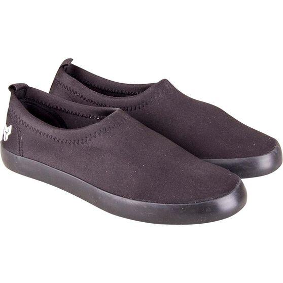 Tahwalhi Unisex Hydro Aqua Shoes, Black, bcf_hi-res