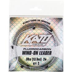 Kato Wind On Barra Fluorocarbon Leader Line, , bcf_hi-res