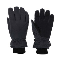 XTM Unisex X Press II Adult Gloves Charcoal L, Charcoal, bcf_hi-res