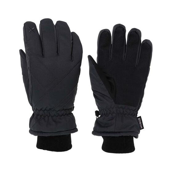 XTM Unisex X Press II Adult Gloves Charcoal L, Charcoal, bcf_hi-res