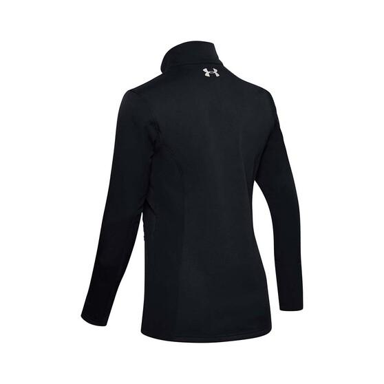 Under Armour Womens ColdGear Infrared Shield Jacket, Black, bcf_hi-res