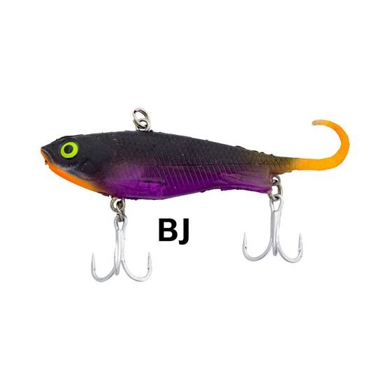 Zerek Fish Trap Vibe Lure 95mm 23g Black Jack, Black Jack, bcf_hi-res